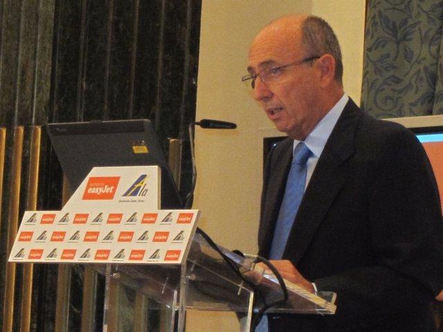 Juan Luis Burgué, gerente de ALA y presidente  de AOC España