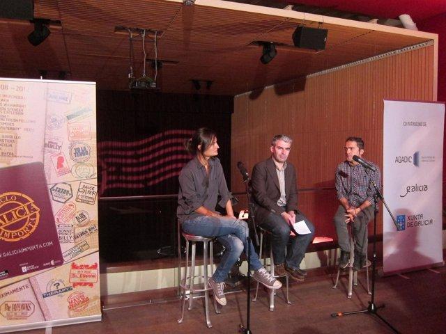 Presentación de cuatro grupos del Ciclo Galicia Importa