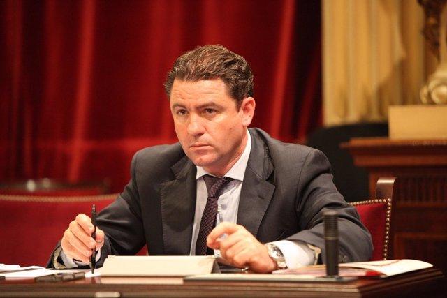 Miquel Jerez, Diputado Del PP En Baleares