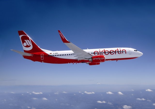 Aeronave De Air Berlin
