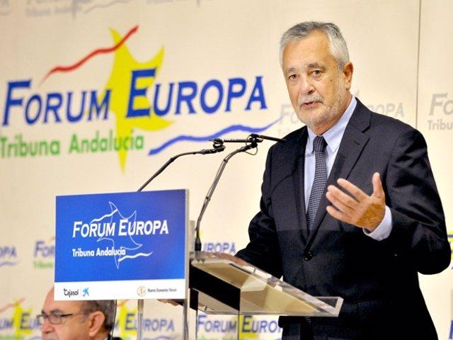José Antonio Griñán, Este Miércoles