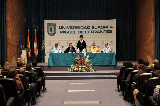 Discurso De Apertura Del Curso Académico Del Rector De La UEMC