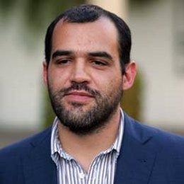 El parlamentario andaluz de IU José Manuel Mariscal