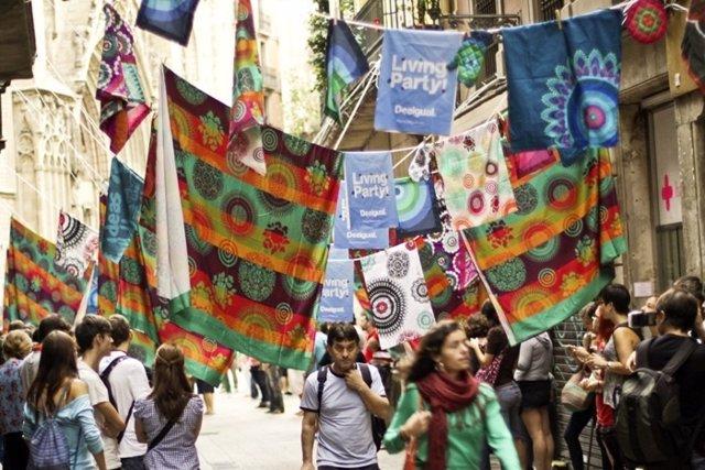 Calle Argenteria de Barcelona