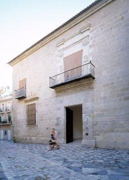 Fachada del Museo Picasso Málaga