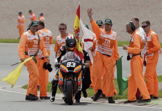 Marc Márquez GP Alemania