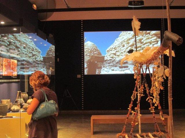 Exposición En El Museu De Prehistòria De Valencia