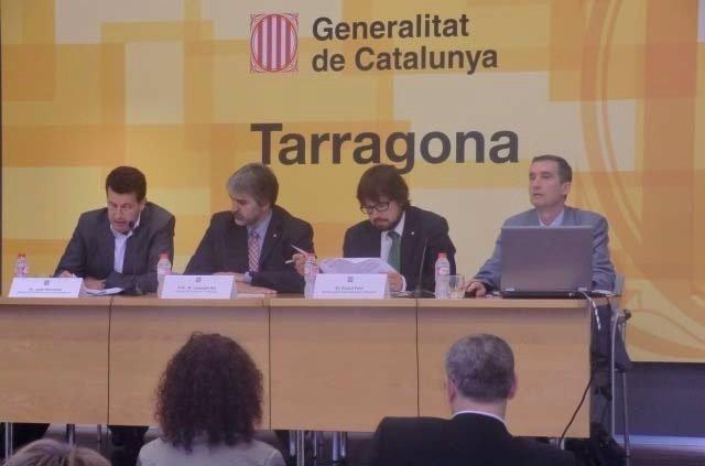 Presentación En Tarragona De La Semana De La Movilidad Sostenible Y Segura