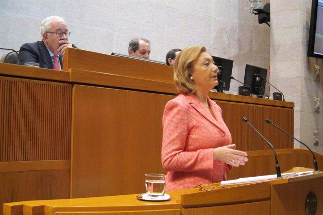 La presidenta en el Debate