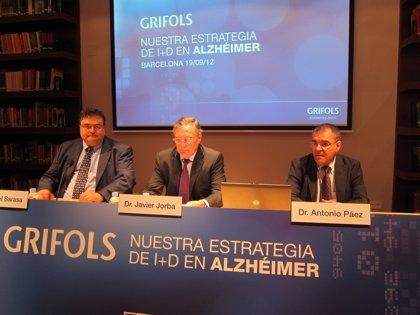 Grifols ensayará en humanos una vacuna contra el Alzheimer a principios de 2013