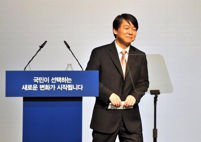 IAhn Cheol Soo