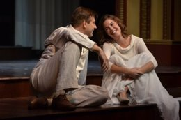 Imagen De Uan Representación  En El Teatro Talia