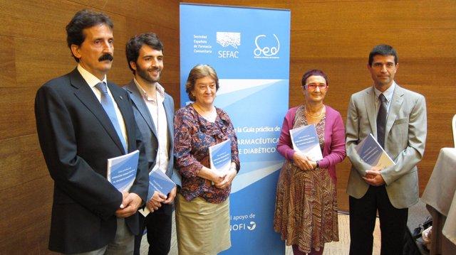 Los Expertos De SEFAC, SED Y Sanofi, Junto A Profesionales Sanitarios