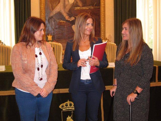 Encuentro Entre El Ayuntamiento De Gijón Y Asociaciones