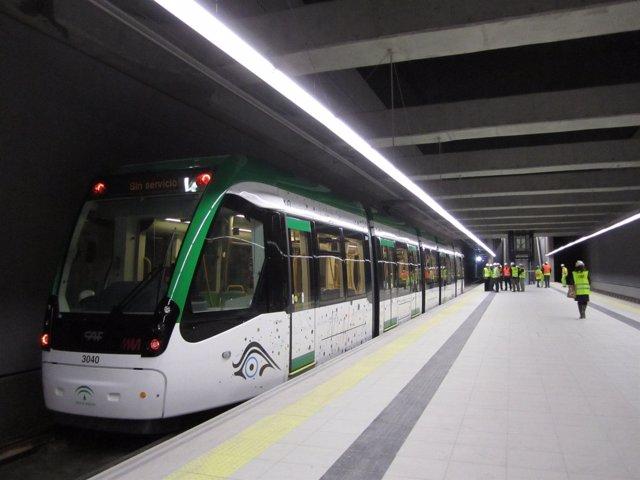 Tren Del Futuro Metro De Málaga
