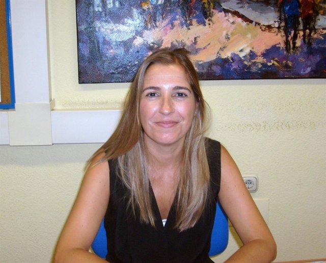 La portavoz del PRC en el Ayuntamiento de Torrelavega, Juncal Herreros