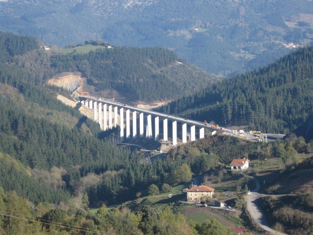 Viaducto.