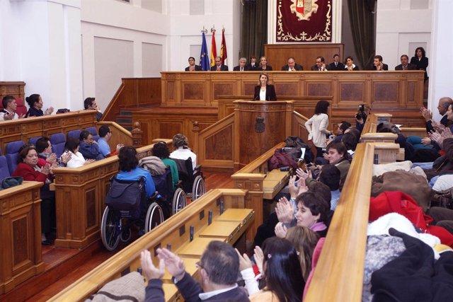 Pleno Discapacidad Cortes