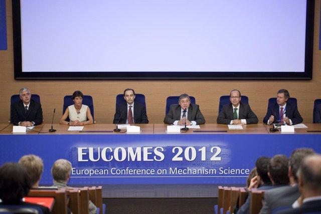 Inauguración conferencia