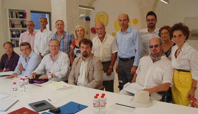 Junta rectora del Patronato Municipal de Cultura