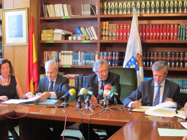 Convenio de mediación en Vigo