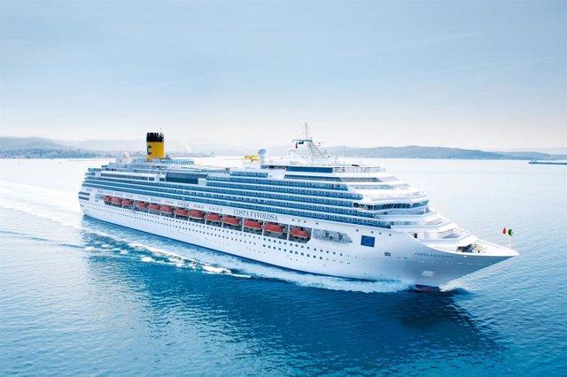 Buque 'Costa Favolosa' De Costa Cruceros
