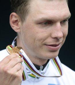 Tony Martin gana el oro en el Mundial contrarreloj