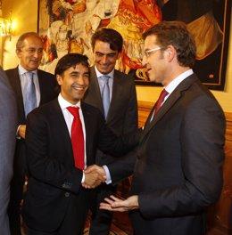 19/9/2012 firma entre la xunta y pemex.foto de miguel muñiz