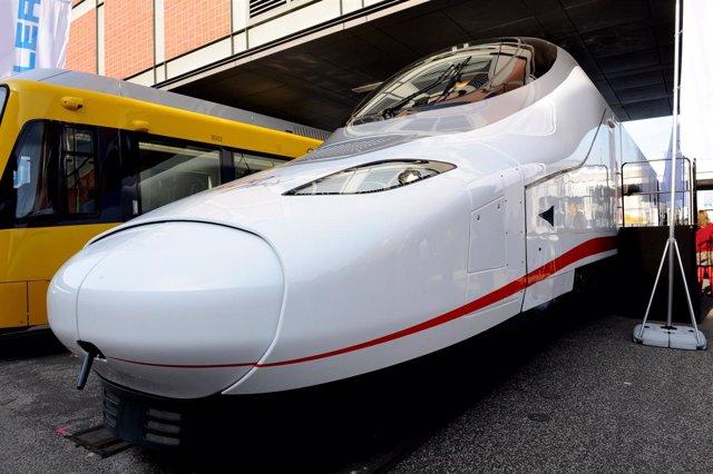 El 'Avril', El Nuevo Tren AVE De Talgo