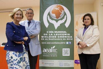 AEAL y Novartis lanzan una guía para mejorar la adherencia al tratamiento del paciente con leucemia mieloide crónica