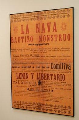 Imagen De La Muestra 'La Guerra Civil En Sus Documentos'.