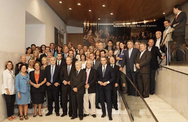 Fabra Preside La Clausura De Las Jornadas Parlamentarias