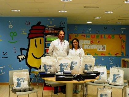 CLeón.- El H. de León recibe 18 videoconsolas donadas por particulares para niños con ingresos hospitalarios prolongados