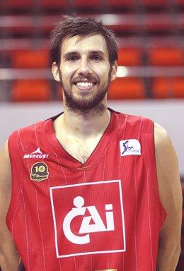 Adrián García (CAI Zaragoza)