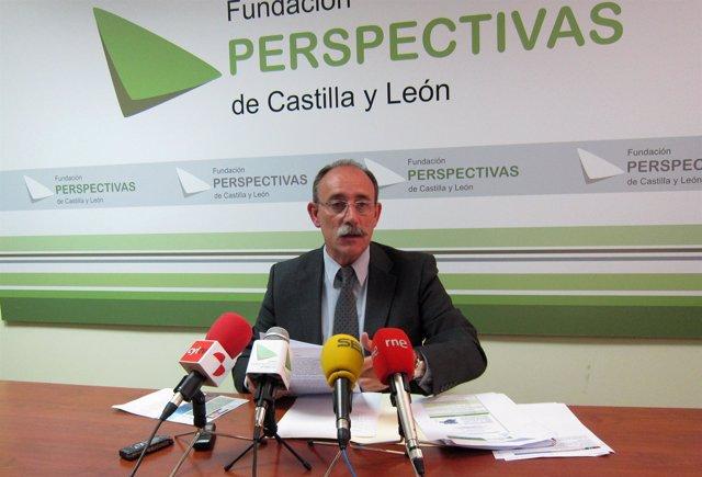 El Presidente De La Fundación Perspectivas, Mario Bedera
