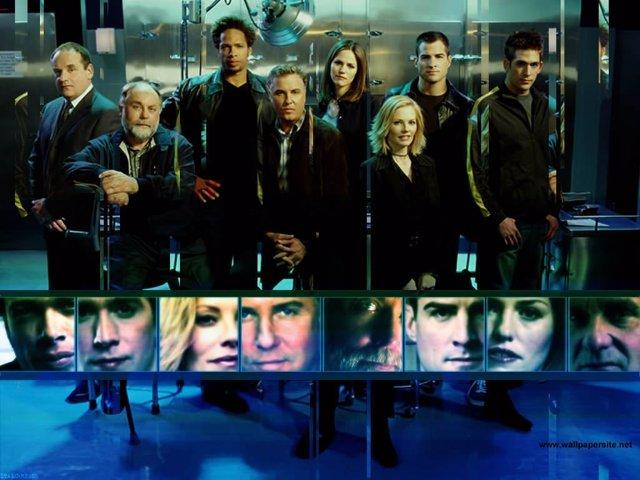 'CSI Las Vegas', La Serie