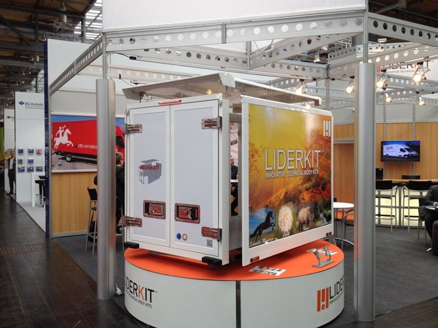 Robot automático de Liderkit hoy