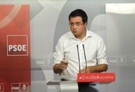 """PSOE: La reforma de Wert es """"una cortina de humo para tapar los recortes en educación"""""""