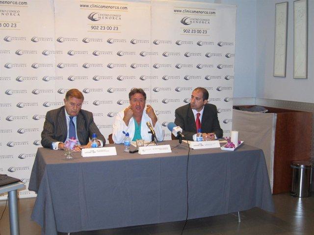 Doctores Angel Martín Y Luis Madero