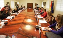 Reunión preparatoria Conferencia de presidentes