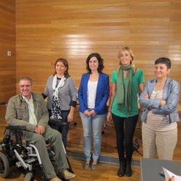 Presentación De Las Jornadas De  Las Personas Afectadas Por Daño Cerebral Adquir