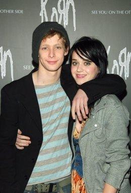 Katy Perry y Johnny Lewis