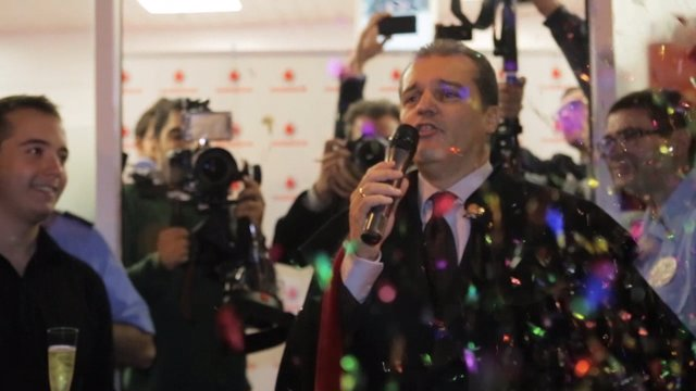 Ramón García campanadas iPhone 5