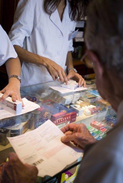 Las farmacias sufren un descenso moderado de las ventas