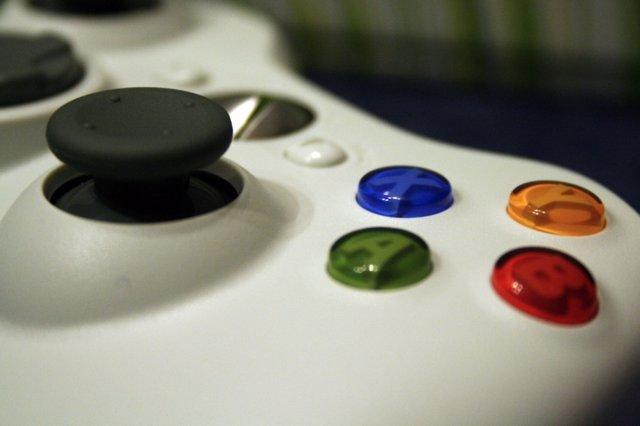Mando De Xbox 360