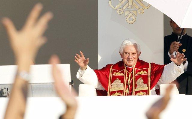El Papa En La Cibeles