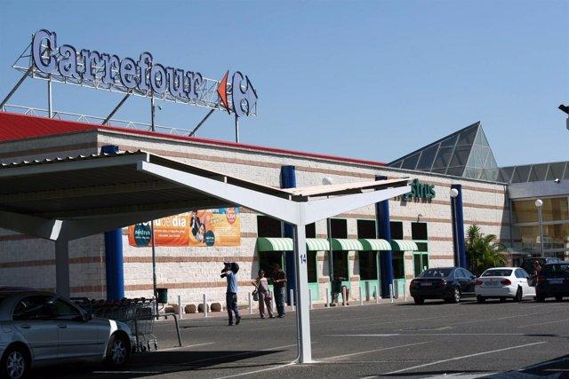 Centro Comercial Carrefour De Dos Hermanas
