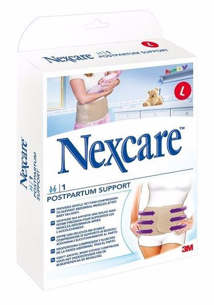 Nexcare 3M lanza las fajas 'maternity nexcare' para que las estructuras musculares vuelvan a su posición
