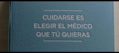 Empresas.- Sanitas lanza su nueva campaña publicitaria bajo el lema 'Cuidarse es elegir al médico que tú quieras'