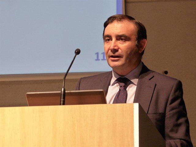 El Director General Adjunto De Banesto, Antonio Román
